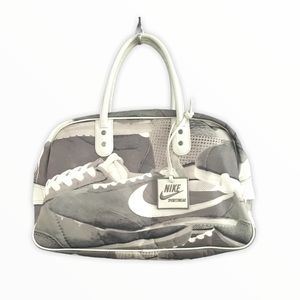 Vintage Nike Cortez Print Heritage Bag